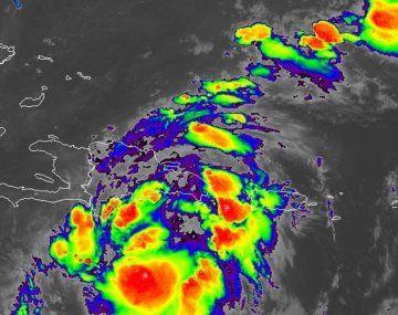 La tormenta Grace avanza hacia Haití tras el terremoto