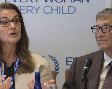 Bill Gates y Melinda French oficializaron su divorcio