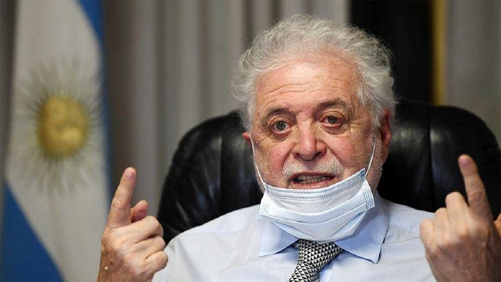 Vacunados VIP: imputaron a Ginés González García