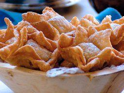 ¿Los pastelitos son de batata o de membrillo?