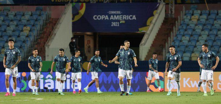 Copa América: qué cambios piensa Scaloni de cara al partido ante Colombia