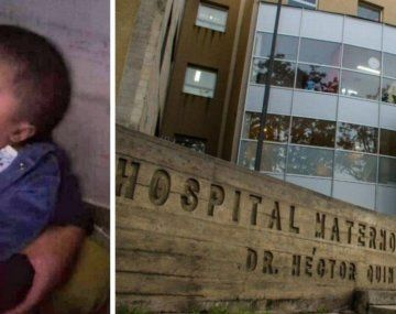 Jujuy: piden donaciones para un bebé que fue abandonado en un hospital