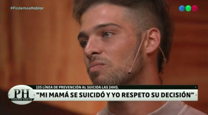 La mamá de Santiago Maratea abandonó el grupo de WhastApp a un año de su muerte
