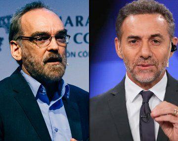 Interna en el macrismo: Fernando Iglesias contra Luis Majul