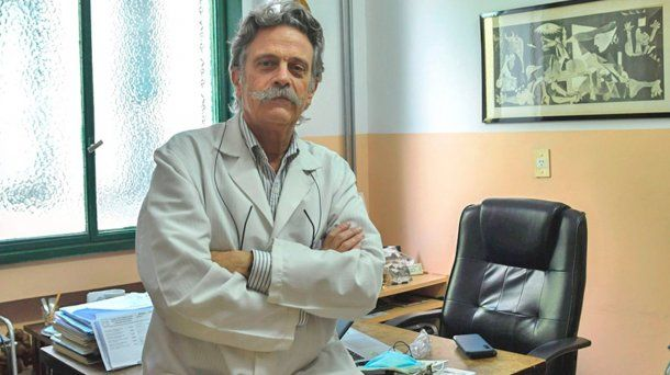 Tomás Orduna, infectólogo asesor del Gobierno