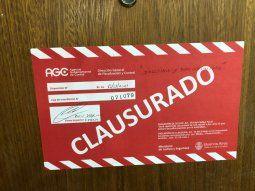 Clausuraron una clínica trucha en Almagro