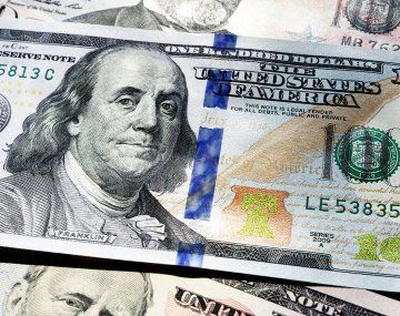 El dólar blue empezó a subir la semana pasada: ya está en $161