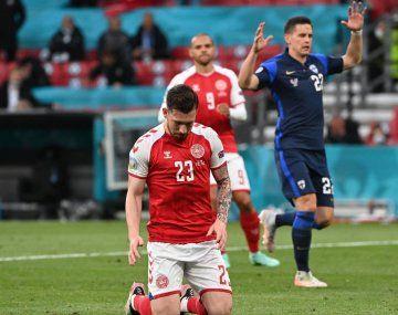 Euro 2020: la Dinamarca de Eriksen cayó ante Finlandia