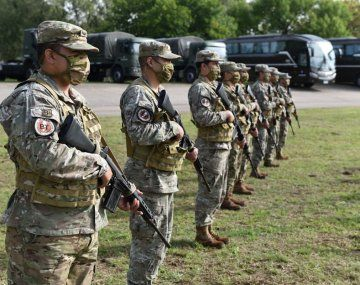 Nuevas restricciones: Rossi aclaró que el Ejército no saldrá a la calle