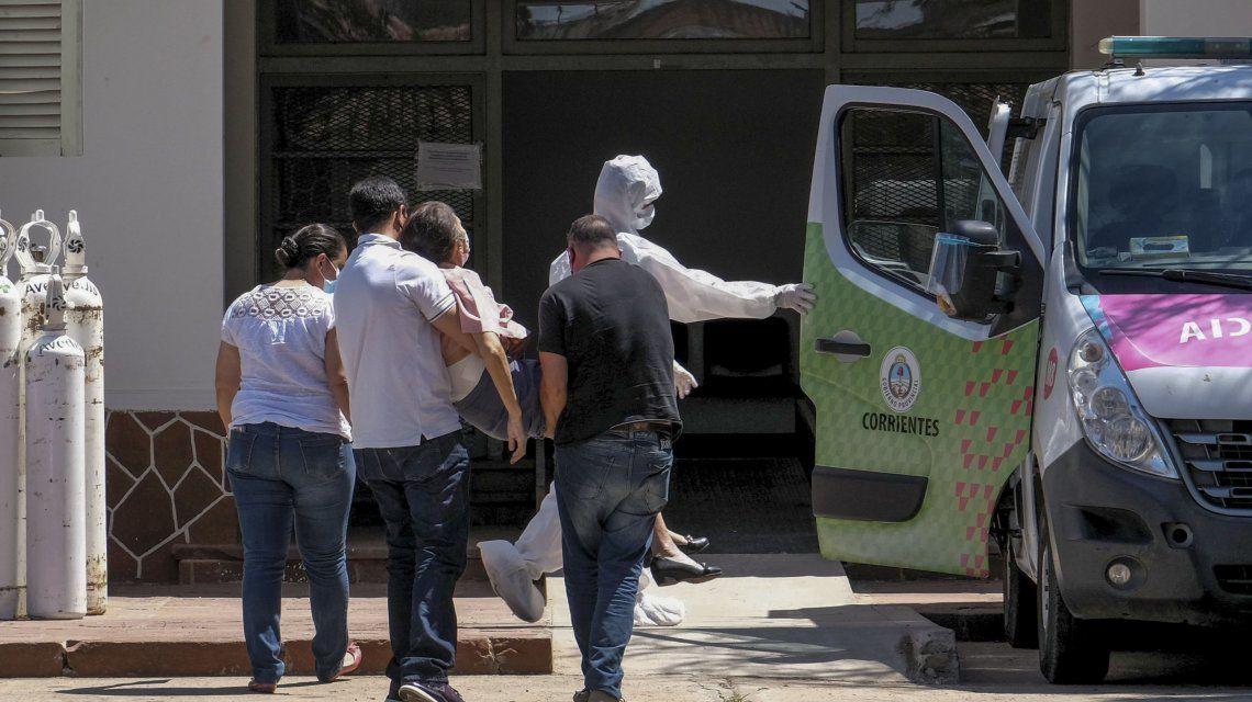 Argentina superó las 40.000 muertes por coronavirus