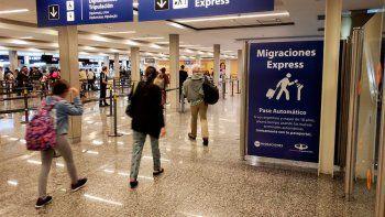Se eliminan los cupos de ingreso de pasajeros por transporte aéreo