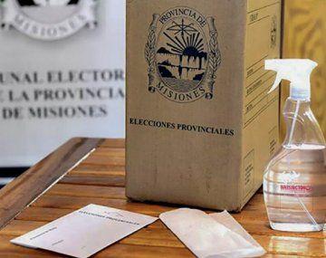 Elecciones en Misiones: así es el protocolo para votar