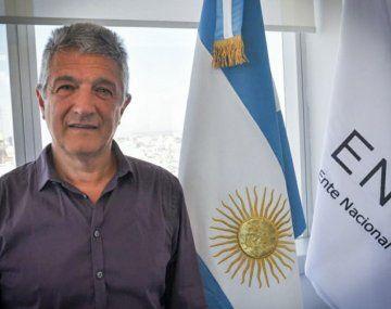 Gustavo López, vicepresidente de Enacom.