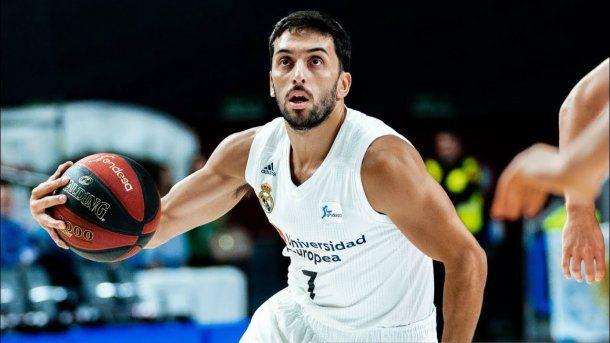 Facundo Campazzo llega a la NBA tras brillar en el Real Madrid.