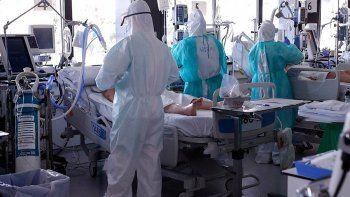 bahia blanca llego al 100% de ocupacion de terapia intensiva