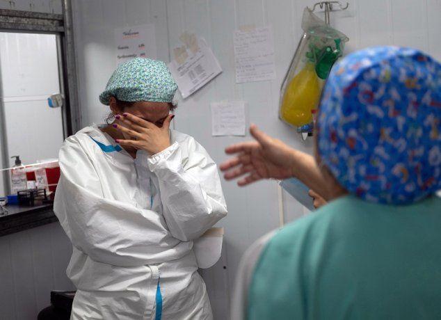 Coronavirus en Argentina: récord de 561 muertos y 26.053 nuevos casos en 24 horas
