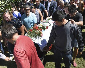 Familiares y amigos de Braian Toledo despiden sus restos este viernes