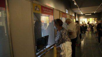 vacuna: ciudad abre la inscripcion para mayores de 60 anos