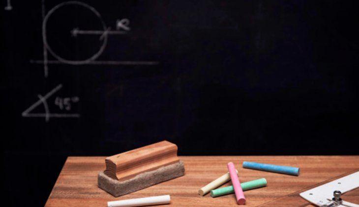 Sindicato docente reclama que se dicte la emergencia educativa