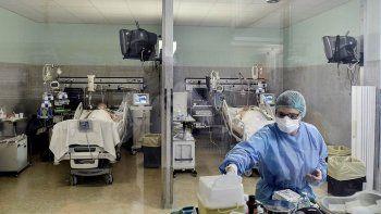 hay solo 81 camas de terapia intensiva libres en hospitales de la ciudad