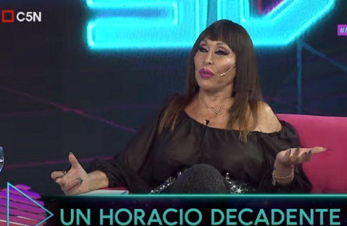 Moria Casán en C5N: Sofía Gala no está mandando a mis nietos a clases presenciales en la Ciudad