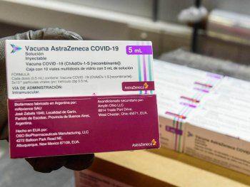 Arranca la distribución de más de 1 millón de vacunas de AstraZeneca: ¿cuántas le tocan a cada provincia?