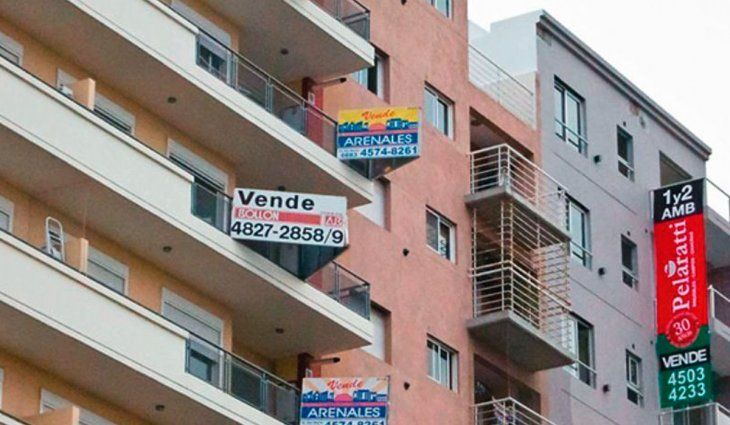 Venta de propiedades, la búsqueda online que tocó su pico más bajo de los últimos años