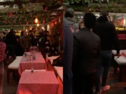 Clausuraron un bar en Palermo: había 70 personas sin barbijos