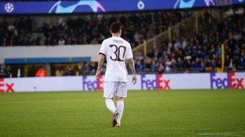 Messi es titular en el Parque de los Príncipes: cómo verlo en vivo
