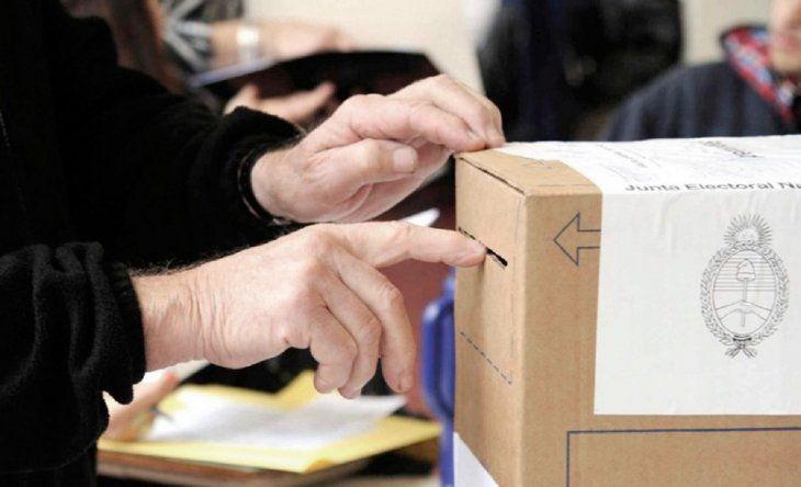 PASO: quienes no voten por tener coronavirus deberán justificar la inasistencia