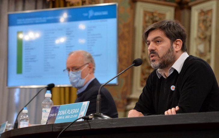 Carlos Bianco: Habrán venido a vacunarse en provincia porque era el sistema más eficiente