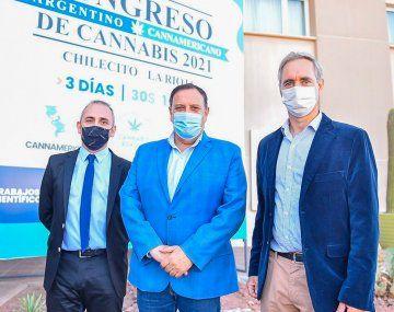 Se realiza en La Rioja el 2° Congreso Argentino de Cannabis