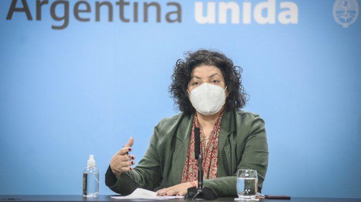 Coronavirus: Carla Vizzotti inicia reuniones con la misión israelí para la producción de la vacuna
