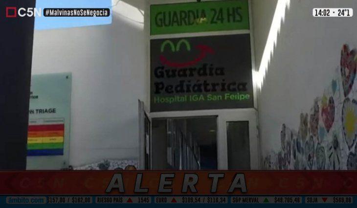 San Nicolás: quieren cerrar un centro médico en plena segunda ola de coronavirus