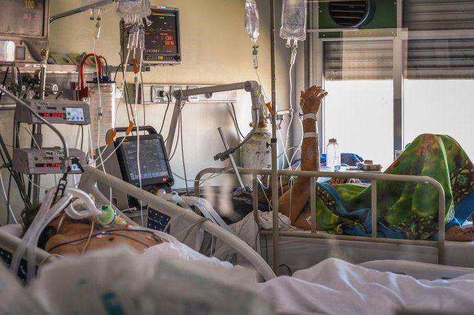 Alertan que hay extraordinaria demanda de camas de terapia intensiva en el AMBA
