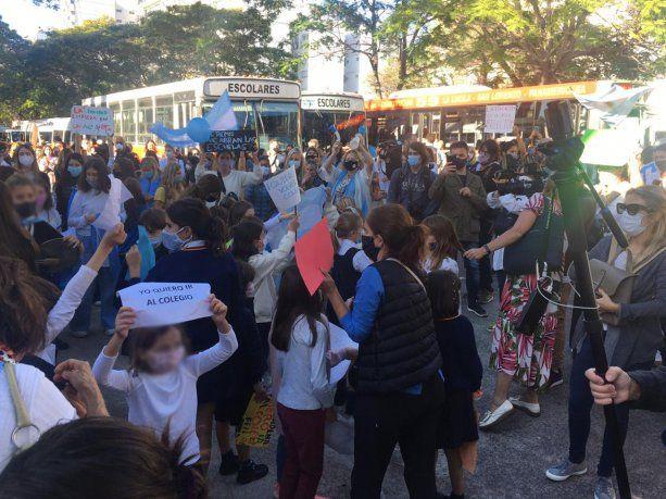 La Justicia Federal rechazó apelaciones de padres al DNU que prohíbe las clases presenciales