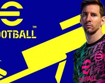 eFootball ya tiene fecha de lanzamiento