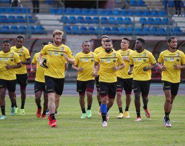La Selección de Venezuela denunció que autoridades chilenas no los dejan entrenar
