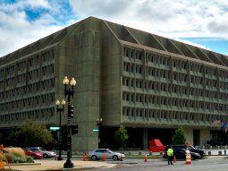 Amenaza de bomba en Estados Unidos: evacúan la sede del Departamento de Salud