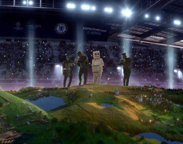Así fue el show de la previa de la final de la Champions League