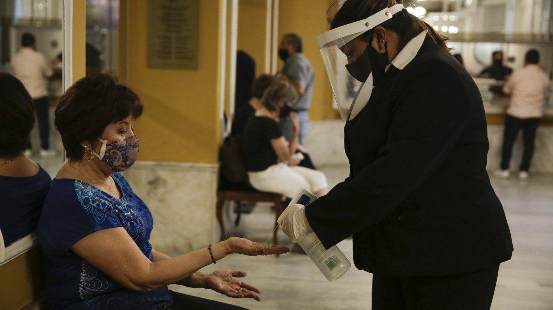 Coronavirus en Argentina: 8.185 nuevos casos y 425 muertos en las últimas 24 horas