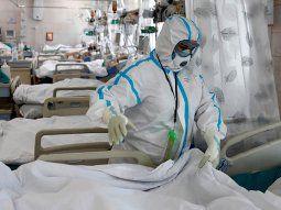 coronavirus en argentina: informe del jueves 6 de mayo