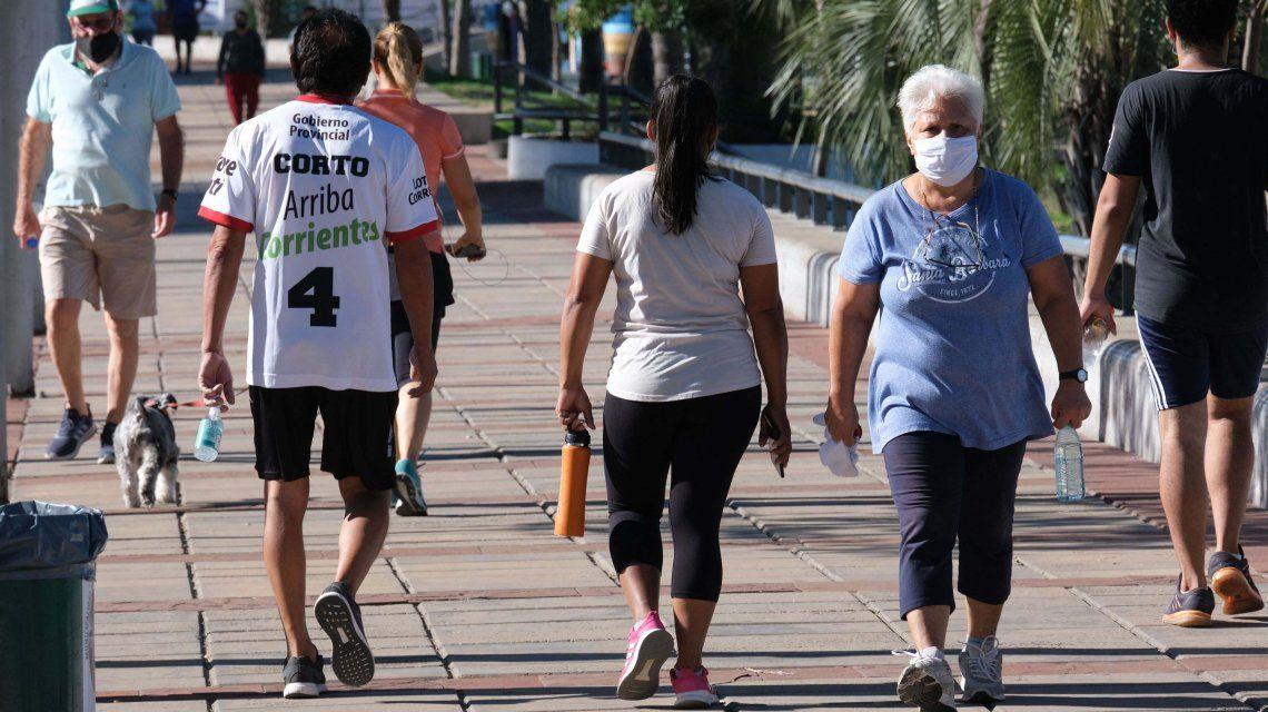 La pandemia de coronavirus avanza en su segunda ola en Argentina