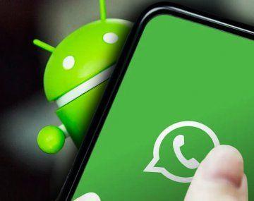 Google trae malas noticias para WhatsApp en Android