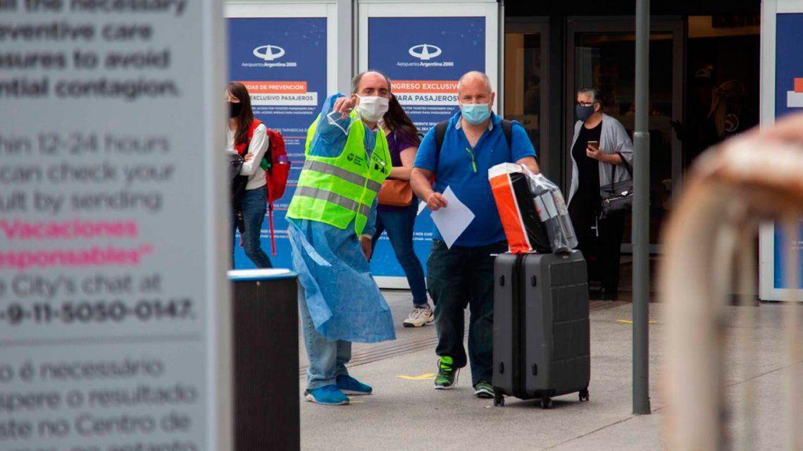 Coronavirus en Argentina: 8.704 nuevos casos y 160 muertos en las últimas 24 horas