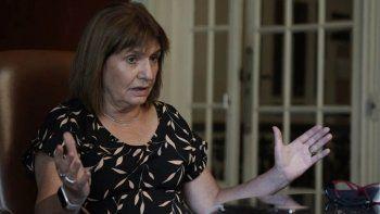 denunciaron a patricia bullrich por ofensa a un simbolo patrio tras sus dichos sobre las malvinas