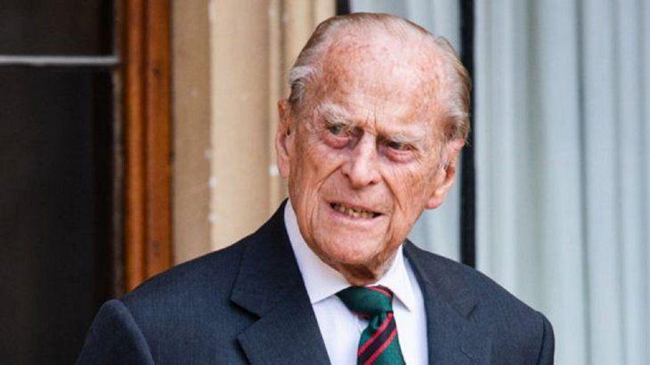 El príncipe Felipe de Edimburgo murió a los 99 años.