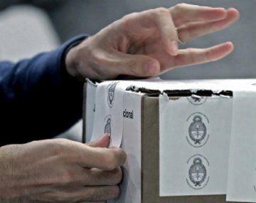 Qué medidas analiza la Justicia para que puedan votar las personas con coronavirus