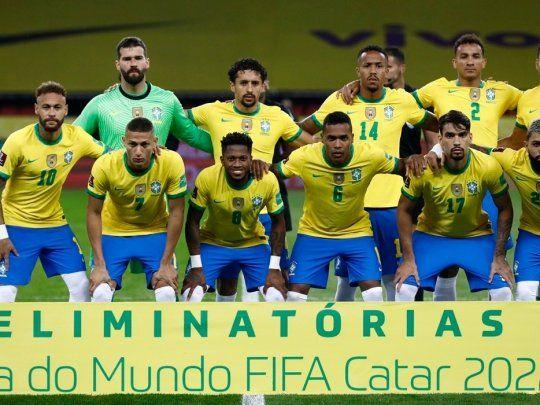 La Selección de Brasil anunciará un manifiesto contra la Copa América 2021
