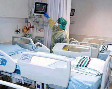 Trasladan en Mendoza a un bebé prematuro con coronavirus